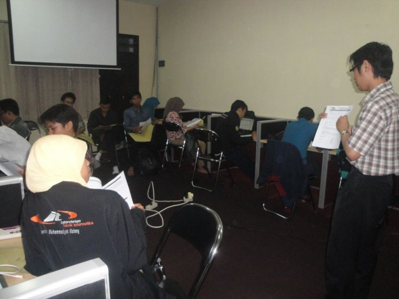 MUGI UMM Gelar Ujian Sertifikasi Kompetensi - Ft | Berita ...